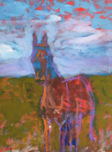 Load image into Gallery viewer, Sweet Virginia, Horse Painting, Original Artwork