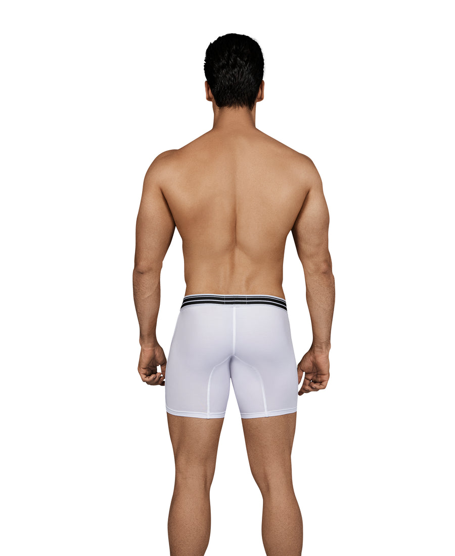CONNECTION LONG BOXER White