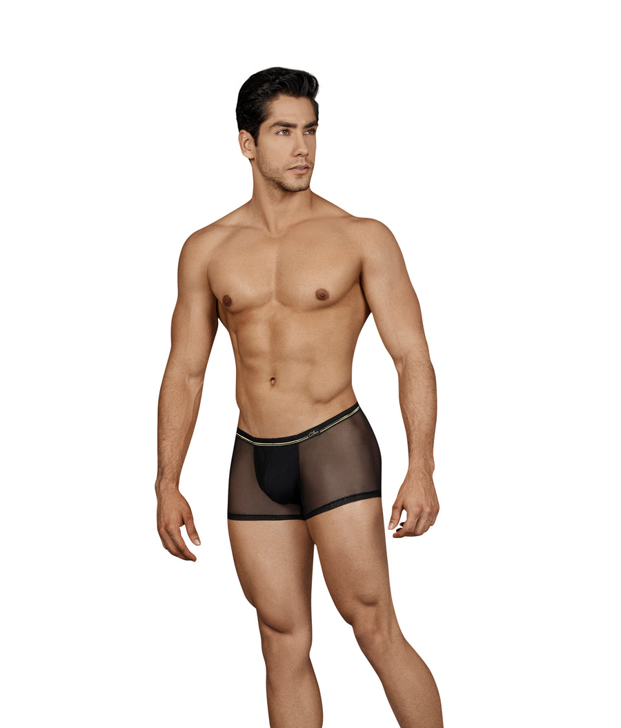 DEEP LATIN BOXER Black