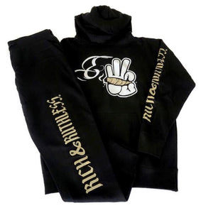 Rich & Ruthless - E3 Sweat Suit Limited