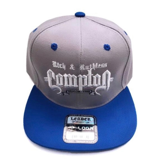 Rich & Ruthless Compton  snapback