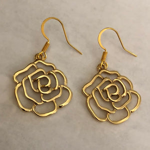 Rosarita ~ earrings