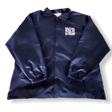 Load image into Gallery viewer, Real G's Stay Rich & Ruthless Jacket (Navy)