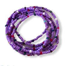 Load image into Gallery viewer, 1ofaknd Waist Beads - Viola