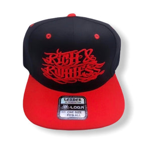 Rich & Ruthless snapback