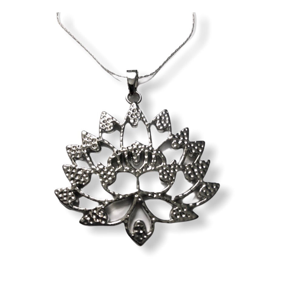 The Lotus Flower ~ necklace