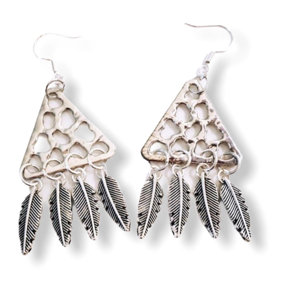Imala ~ earrings