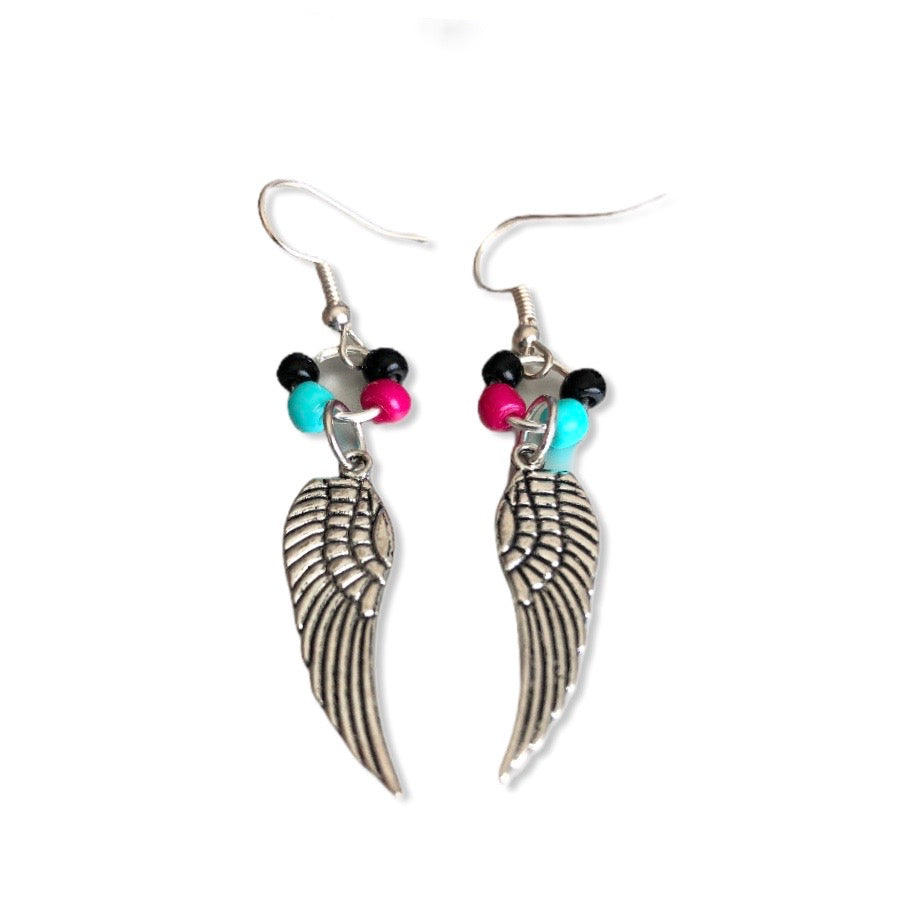 Angel Wings ~ earrings