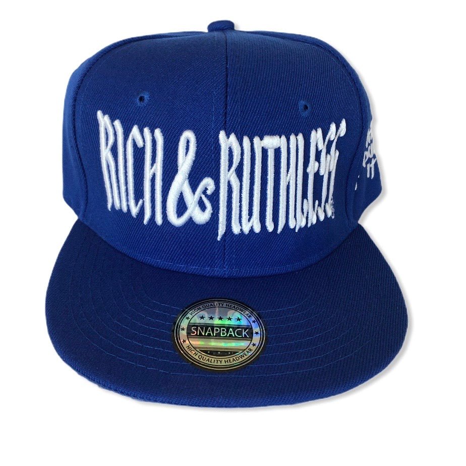 Rich & Ruthless 'EAZY DUZ IT' ~ Limited Edition