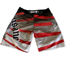 Load image into Gallery viewer, 1ofaknd SP Board Shorts ~ gray