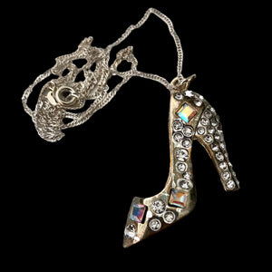 Cyndee's Slipper ~ necklace