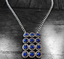 Load image into Gallery viewer, Mabel King Sapphire ~ necklace