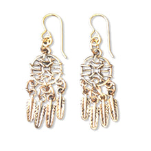 Load image into Gallery viewer, Petite Dream Catchers ~ earrings