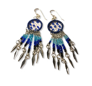 Dream Catcher ~ earrings