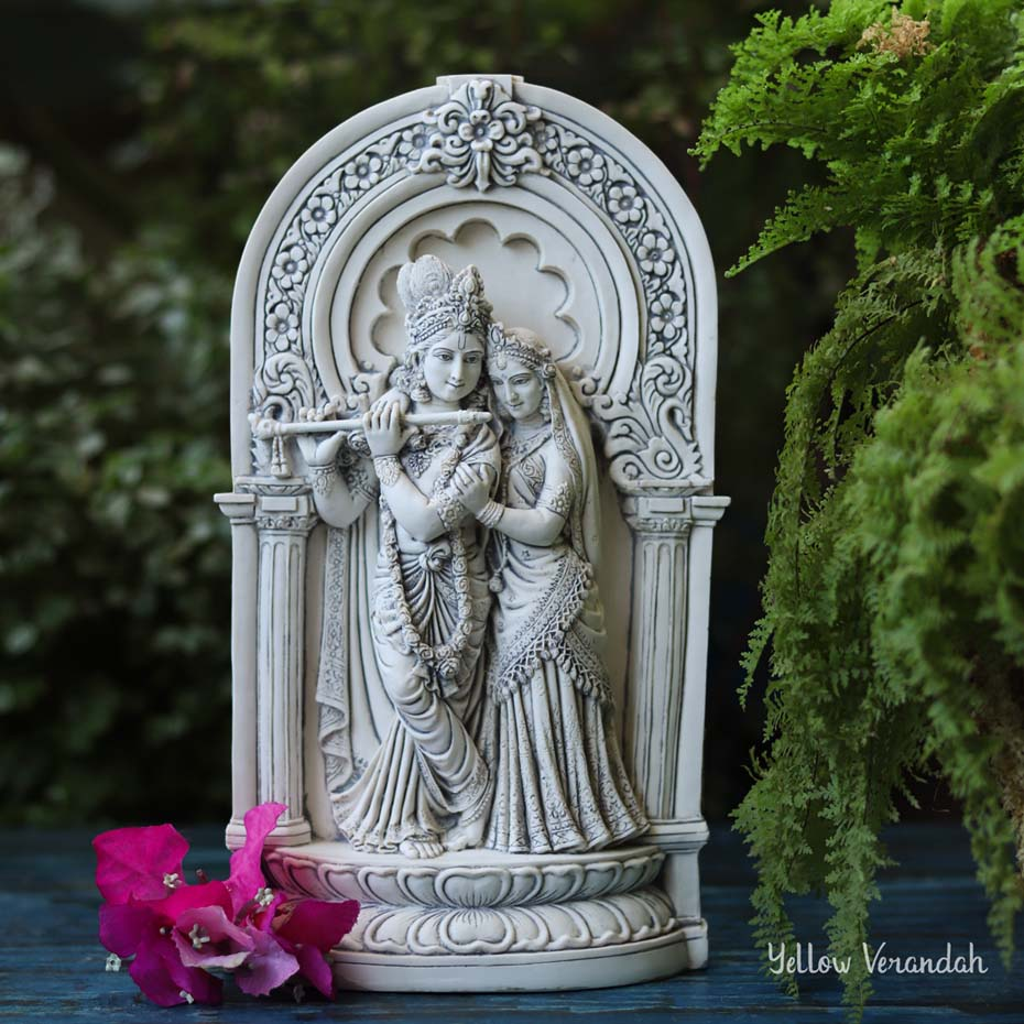 Handpainted Steel Tumblers - Set of 2
