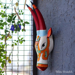 Marble Dust Sculpture - Shri Hanuman