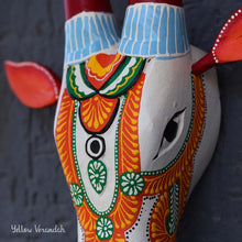 Load image into Gallery viewer, Marble Dust Sculpture - Shri Hanuman