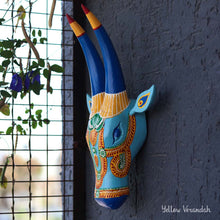 Load image into Gallery viewer, Marble Dust Sculpture - Ganesha