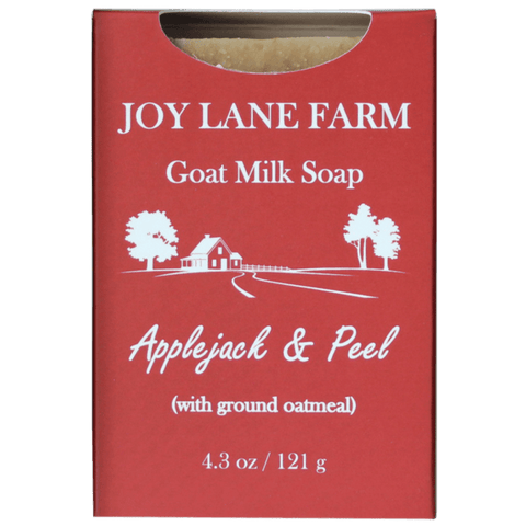 Applejack & Peel Goat Milk Soap