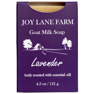 Lavender Goat Milk Soap for Eczema with the Benefits of Goat Milk Soap for Dry Skin and Acne