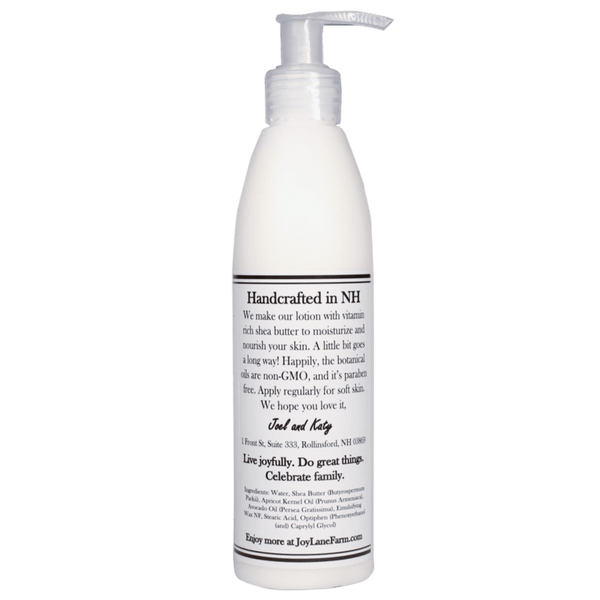 Orignal Unscented Body Lotion