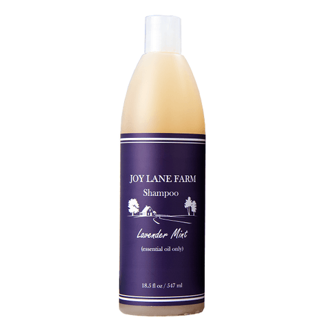 Best sulfate free shampoo made with natural essential oils and paraben free