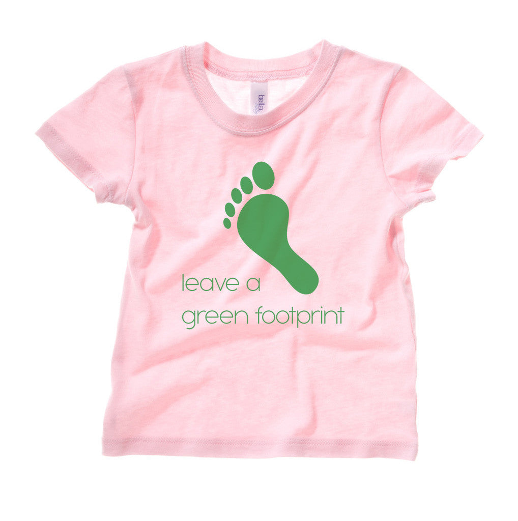 Leave A Green Footprint