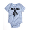 Baby Chicago Blackhawks Feathers