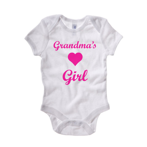 Grandma or Grandpa's Girl