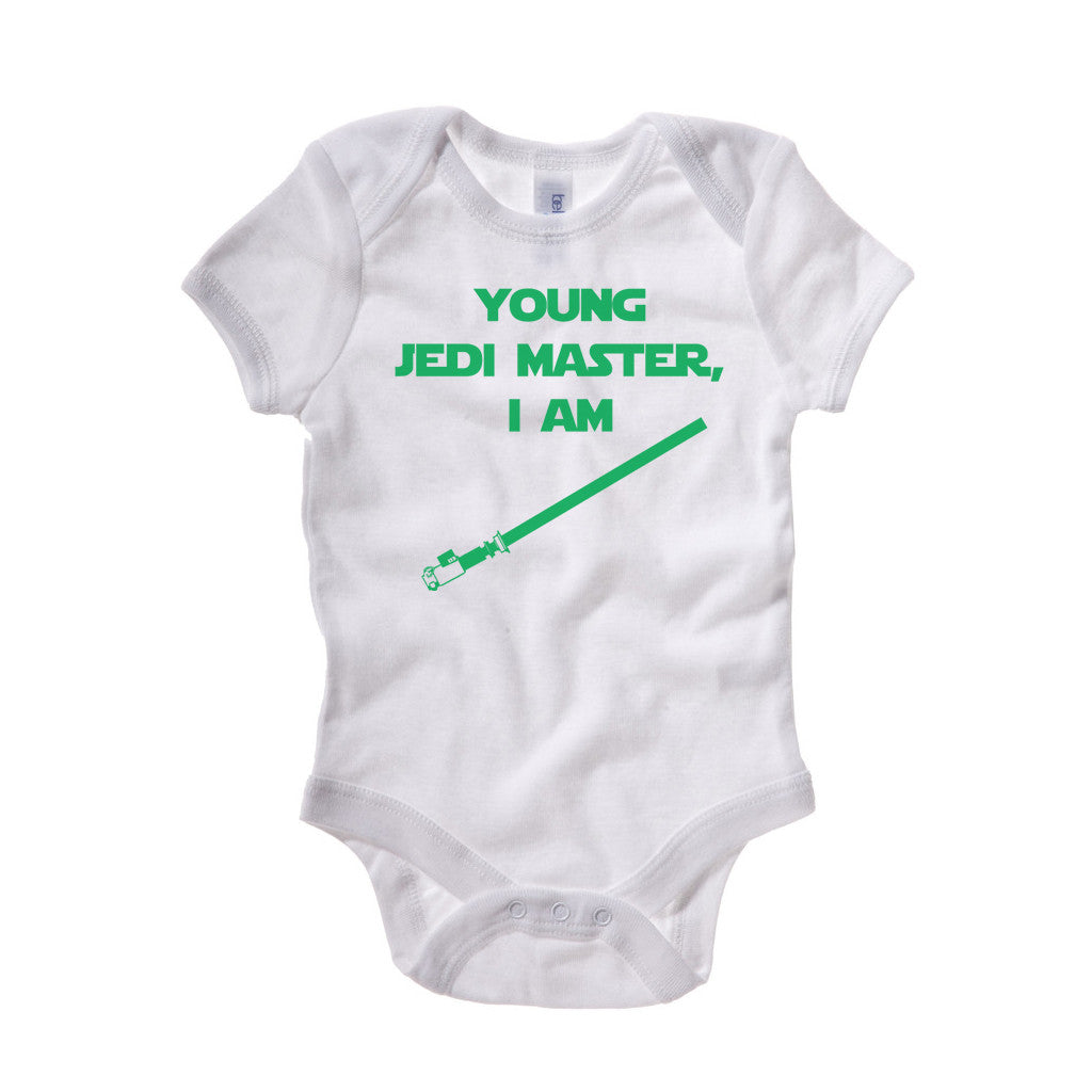 Young Jedi Master, I Am
