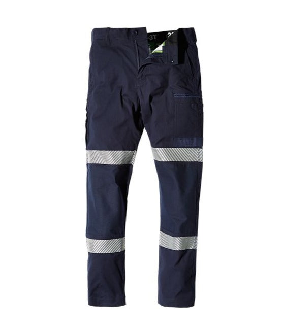 FXD WP-3T TAPED STRETCH WORK PANT-WORK PANTS-BOOTS CLOTHES SAFETY-BOOTS CLOTHES SAFETY