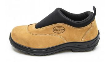 OLIVER 34615 SLIP ON SPORTS SHOE-SAFETY SHOE-BOOTS CLOTHES SAFETY-BOOTS CLOTHES SAFETY