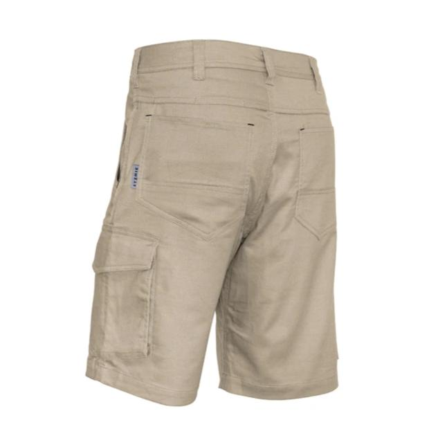SYZMIK ZS505 RUGGED COOLING VENTED SHORT-WORK SHORTS-THE BOOTS CLOTHES SAFETY STORE-BOOTS CLOTHES SAFETY