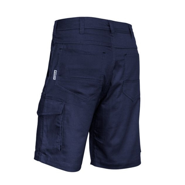 SYZMIK ZS505 RUGGED COOLING VENTED SHORT-WORKWEAR-BOOTS CLOTHES SAFETY-BOOTS CLOTHES SAFETY