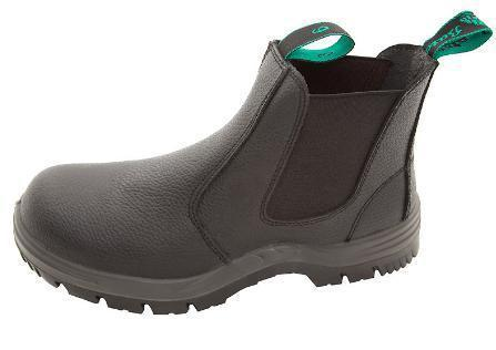 Bata Hercules Elastic Side Safety Boot-WORK BOOT-BOOTS CLOTHES SAFETY-BOOTS CLOTHES SAFETY