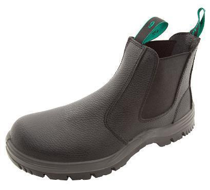 Bata Hercules Elastic Side Safety Boot
