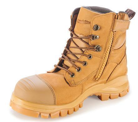 Blunstone 992 Safety Boot Zip Side