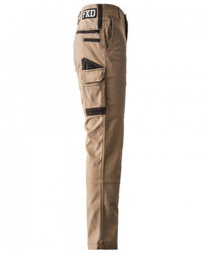 FXD WP-3 Stretch Work Pant Cargo-WORKWEAR-BOOTS CLOTHES SAFETY-BOOTS CLOTHES SAFETY