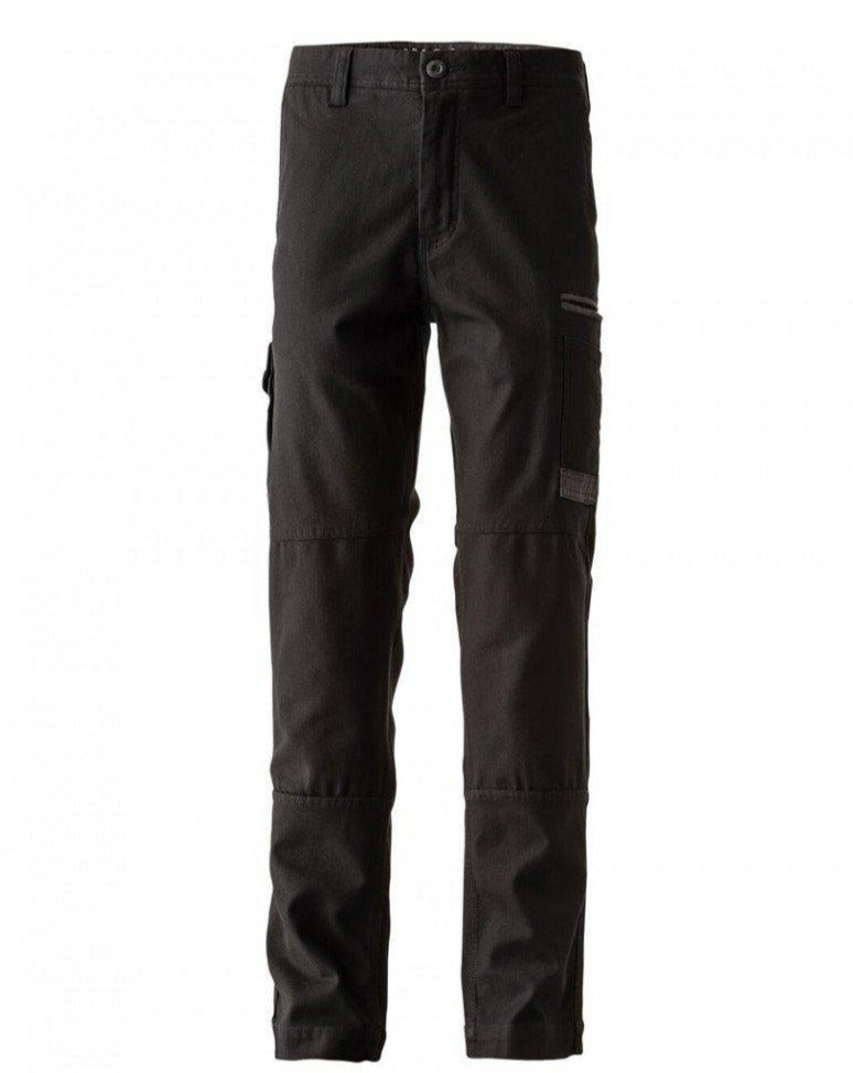 FXD WP-5 LIGHTWEIGHT WORK PANT-WORKWEAR-BOOTS CLOTHES SAFETY-BLACK-72R-BOOTS CLOTHES SAFETY
