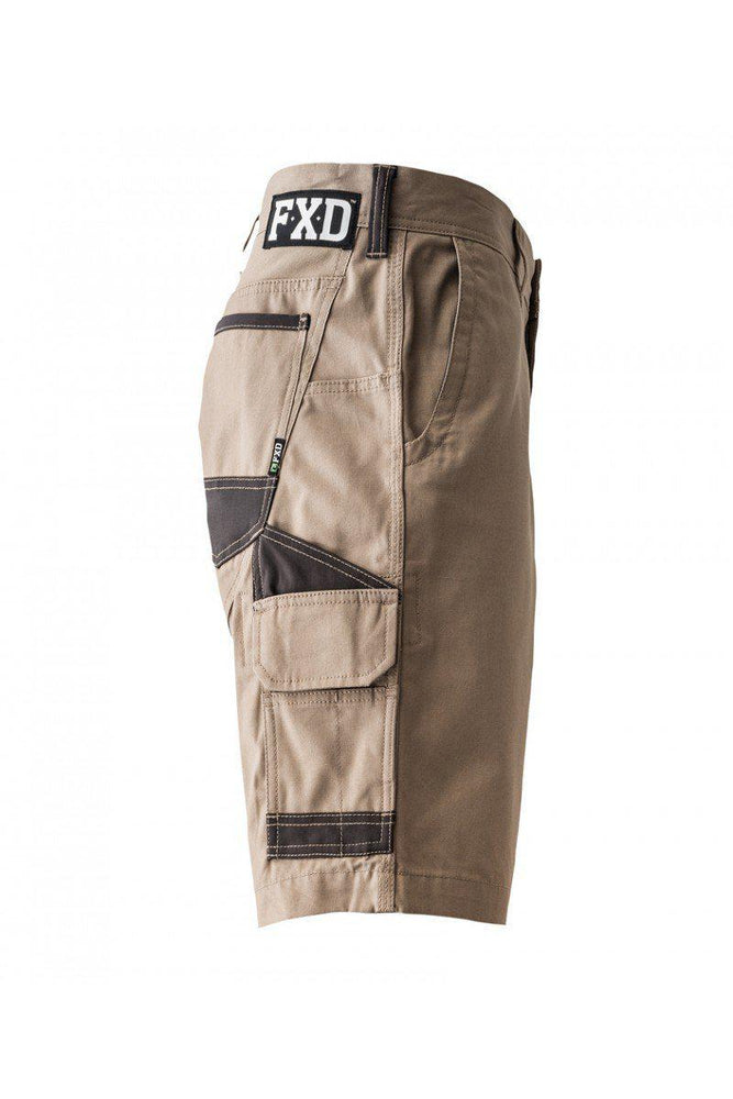 FXD WS-3 Stretch Work Short Ccargo-WORKWEAR-BOOTS CLOTHES SAFETY-BOOTS CLOTHES SAFETY