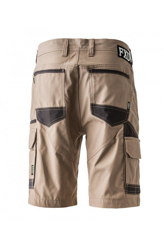 FXD WS-3 Stretch Work Short Cargo-WORKWEAR-BOOTS CLOTHES SAFETY-BOOTS CLOTHES SAFETY
