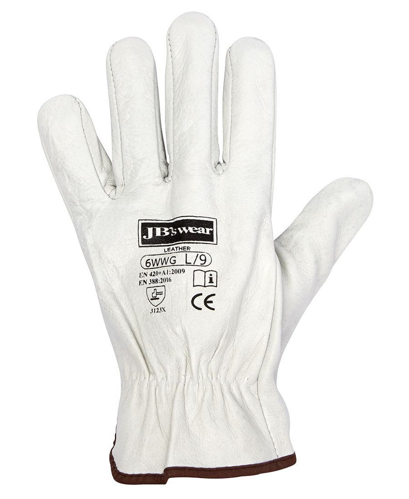 JB'S 6WWG RIGGER GLOVE 12 PACK-RIGGERS GLOVE-BOOTS CLOTHES SAFETY-SML-BOOTS CLOTHES SAFETY