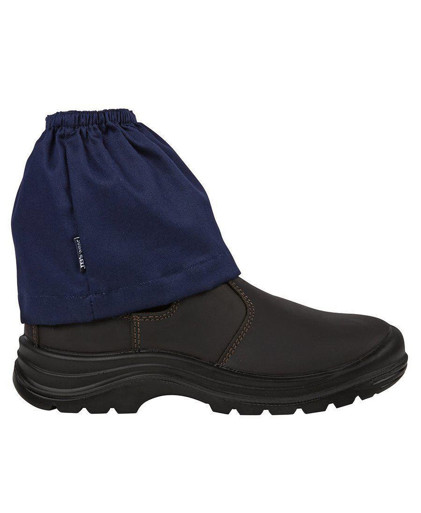 JB'S 9EAP COTTON BOOT COVER-ACCESSORIES-BOOTS CLOTHES SAFETY-NAVY-OSFA-BOOTS CLOTHES SAFETY