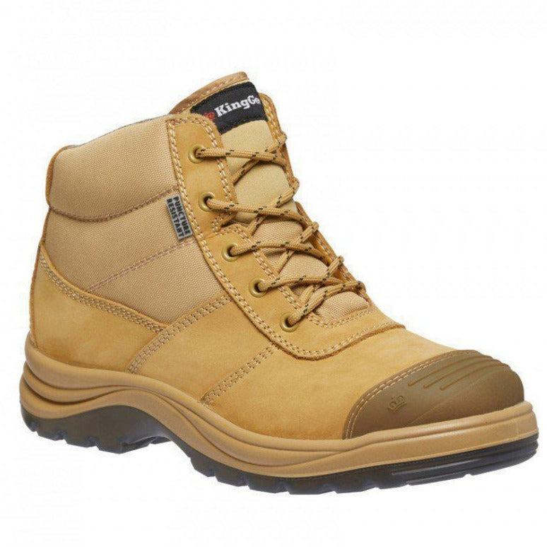 KINGGEE K27125 TRADIE PUNCTURE RESISTANT BOOT-WORK BOOT-BOOTS CLOTHES SAFETY-BOOTS CLOTHES SAFETY