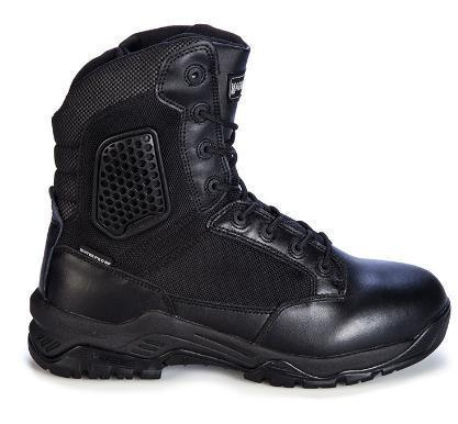 MAGNUM STRIKE FORCE SAFETY BOOT - ZIP SIDE-WORK BOOT-BOOTS CLOTHES SAFETY-BOOTS CLOTHES SAFETY