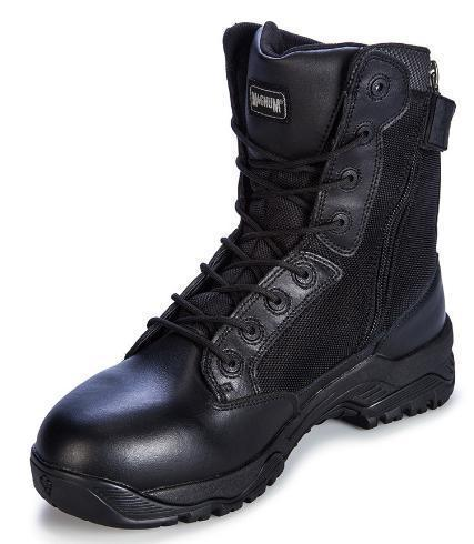 MAGNUM  STRIKE FORCE SAFETY BOOT - ZIP SIDE