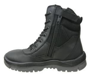 MONGREL 251020 SAFETY BOOT - ZIP SIDE-WORK BOOT-BOOTS CLOTHES SAFETY-BOOTS CLOTHES SAFETY