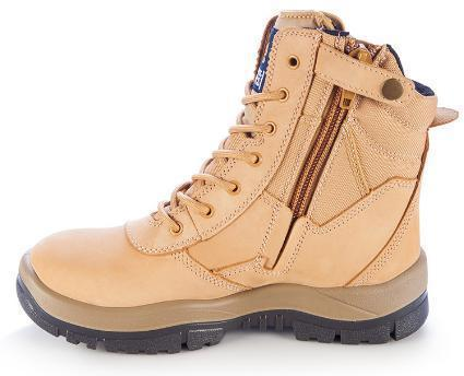 MONGREL 251050 SAFETY BOOT - ZIP SIDE-WORK BOOT-BOOTS CLOTHES SAFETY-BOOTS CLOTHES SAFETY