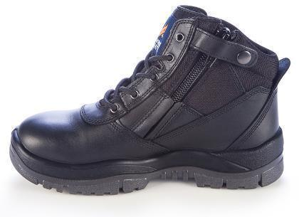 MONGREL 261020 SAFETY BOOT - ZIP SIDE-WORK BOOT-BOOTS CLOTHES SAFETY-BOOTS CLOTHES SAFETY