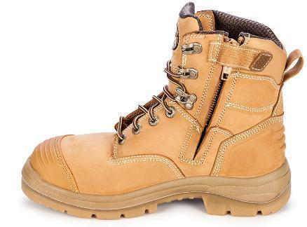 OLIVER 55332Z LACE UP ZIP SIDE SAFETY BOOT-WORK BOOT-BOOTS CLOTHES SAFETY-BOOTS CLOTHES SAFETY
